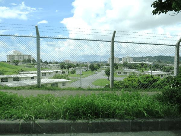 Amerikansk militärbas på Okinawa